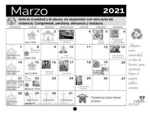 agenda marzo